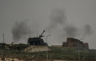 TSK ve ÖSO, Afrin'in Anab ve Meryemeyn köylerini...