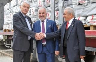 Türk Kızılayı ve Bulgaristan Kızılhaçı arasında...