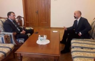 Ukrayna Dışişleri Bakan Yardımcısı Bodnar: Türkiye...