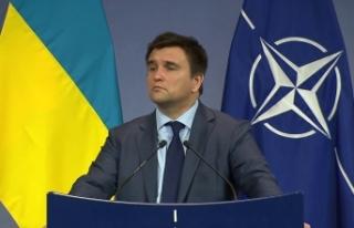 Ukrayna Dışişleri Bakanı Klimkin: Ukrayna'nın...