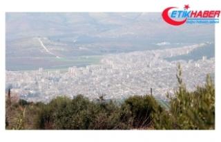 Ve Afrin gözüktü!