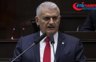 Yıldırım: Türkiye AB'ye olan bütün yükümlülüklerini...
