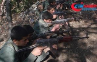 YPG/PKK Afrin'de de çocukları kaçırıp savaşa...