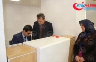 Yufka yaparak kazandığı 15 bin 805 lirayı Mehmetçik...