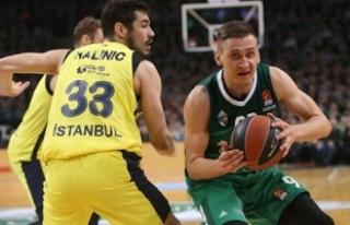 Zalgiris Kaunas - Fenerbahçe Doğuş: 78 - 85