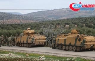 Zeytin Dalı Harekatı'nda 3393 terörist etkisiz...