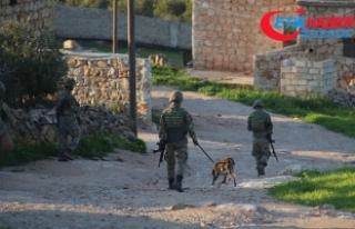 Zeytin Dalı Harekatı'nda 3524 terörist etkisiz...