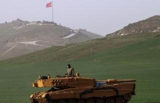 Zeytin Dalı Harekatı'nda 3820 terörist etkisiz...