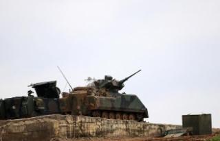 Zeytin Dalı Harekatında 3530 terörist etkisiz hale...