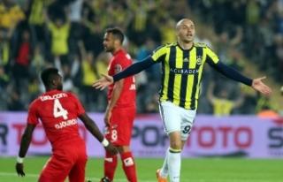 Chahechouhe, Fenerbahçe karşısında oynayabilecek...