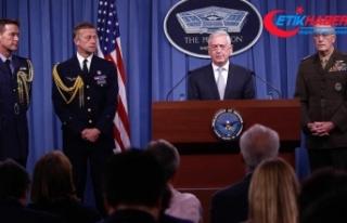 ABD Genelkurmay Başkanı Dunford: Suriye'ye...