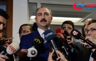 Bakan Gül, MHP Lideri Bahçeli ile görüştü