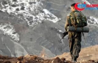 Ağrı'da çatışma: 1 asker şehit oldu, 5...