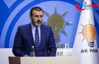 AK Parti Sözcüsü Ünal'dan Kılıçdaroğlu'na...