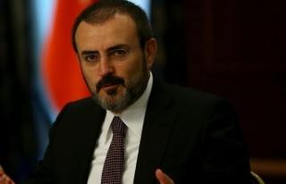 """AKP'li Ünal: """"Adını da 'Gel bakalım..."""