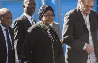 Apartheid karşıtı aktivist Winnie Mandela hayatını...