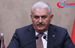 Başbakan Yıldırım: Mehmet Şimşek arkadaşımız...