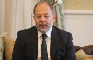 Başbakan Yardımcısı Akdağ'dan Filistin'e...