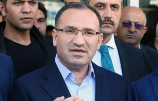 Başbakan Yardımcısı Bozdağ: Suriye politikamız...