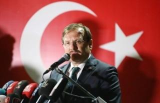 Başbakan Yardımcısı Çavuşoğlu: 24 Haziran'ı...