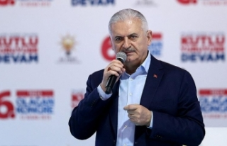 Başbakan Yıldırım: Alçak katillere verilmiş...