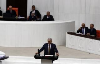 Başbakan Yıldırım: Kemal Bey'e tavsiyem elini...