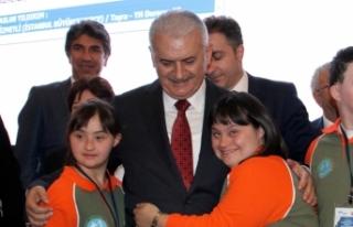 Başbakan Yıldırım: Engelli öğrenciler için...