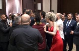 Berna Öztürk'e saldıran şahıs serbest bırakıldı