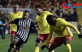 Yeni Malatyaspor'un forvetleri lige odaklandı