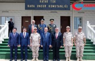 Bozdağ'dan Katar'daki Türk Birliği'ne...