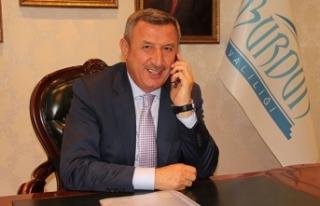 Burdur Valisi Yılmaz, milletvekilliği için istifa...