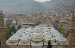 Bursa Valisi Küçük: Bursa'da 2020'de...