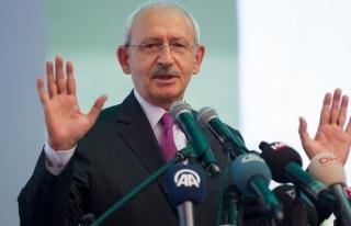 CHP Genel Başkanı Kılıçdaroğlu: Ortadoğu egemen...