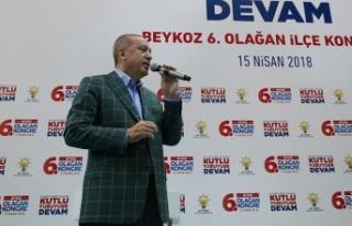 Cumhurbaşkanı Erdoğan: FETÖ'nün sosyal medya...