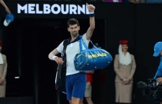 Djokovic ile Agassi'nin yolları ayrıldı