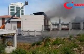 Dudullu'da trafo merkezinde patlama: 1 ölü