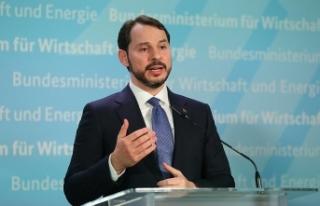 Enerji ve Tabii Kaynaklar Bakanı Albayrak: Almanya,...