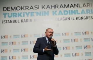 Erdoğan'dan Kılıçdaroğlu'na: Diktatörün...