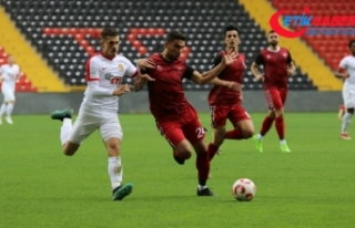 Gaziantepspor'a puan silme ve transfer yasağı...