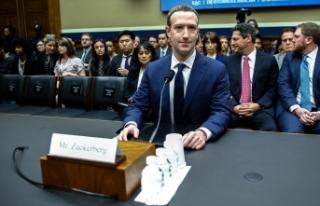 Facebook'un kurucusu Zuckerberg: Benim de bilgilerim...