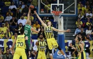 Fenerbahçe Doğuş ligi ikinci sırada tamamladı