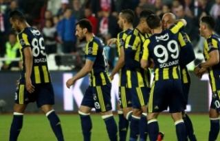 Fenerbahçe final için sahaya çıkıyor