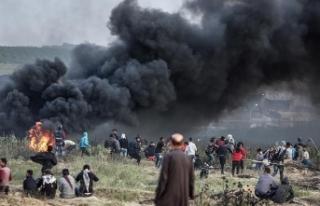 Filistin'de şehit sayısı 22'ye yükseldi