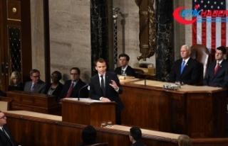 Fransa Cumhurbaşkanı Macron: İran asla nükleer...