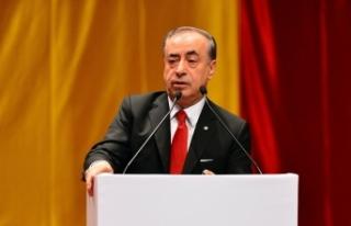 """Galatasaray değerleri, kazanmak kadar önemli"""""""