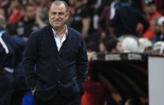 Galatasaray Teknik direktörü Terim: Baştan sona...
