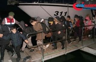 Hatay'da 22 yabancı uyruklu yakalandı