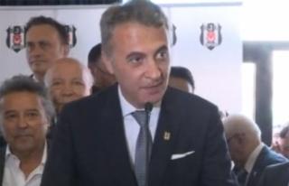 """""""Hamd olsun ki Beşiktaş'ı kimse yıkamaz"""""""