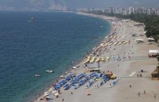 İngiltere'den Türkiye'ye tatil rezervasyonları...