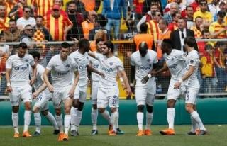 Kasımpaşa'nın konuğu Fenerbahçe